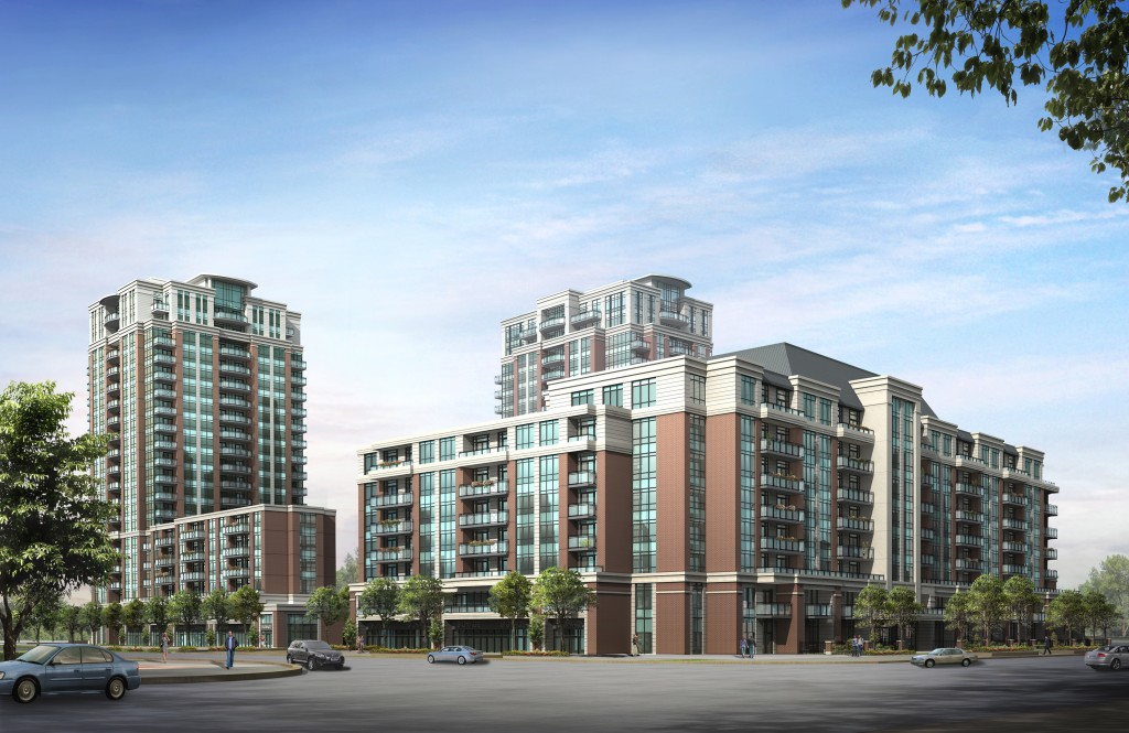 Uptown Markham info released, upcoming condo project by Times Group