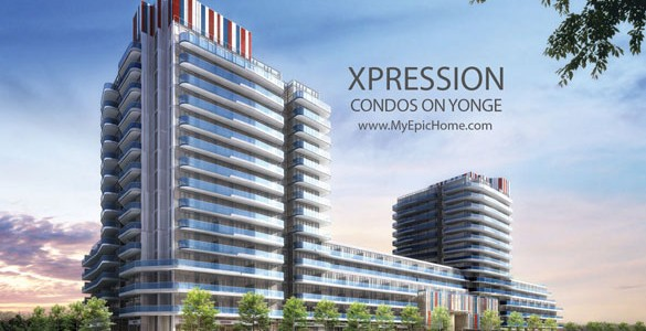 XPRESSION Condos on Yonge